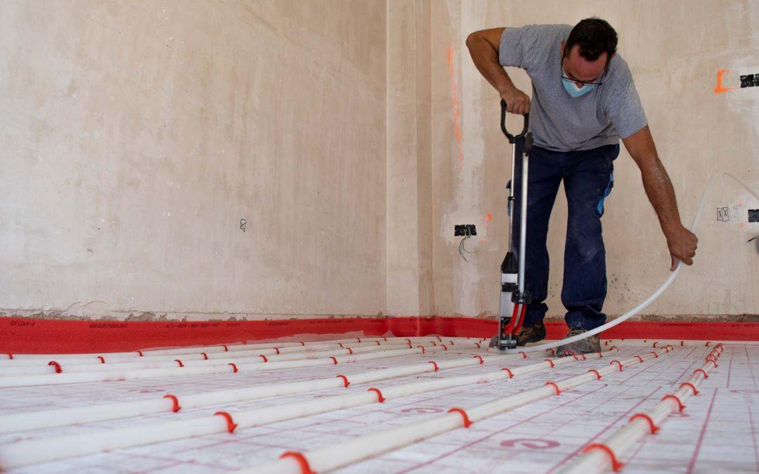 Ayudas para la rehabilitación energética de edificios en municipios menores de 5.000 habitantes